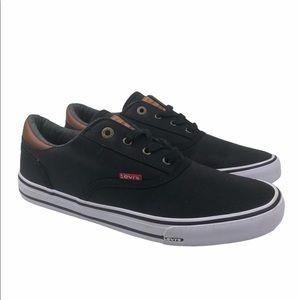 Levi's Canvas Lace Up Sneaker Shoes
